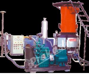 Bio mass generator