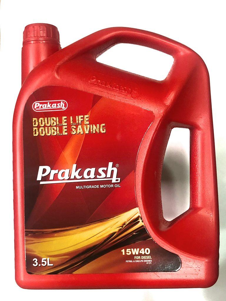 Prakash 15W40 Engine Oil