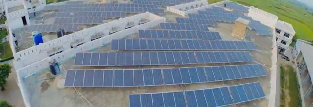 Grid-Tie Solar PV system