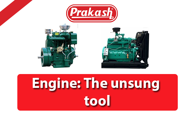 Engine- The unsung tool